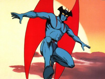 Dessins animés : Devilman