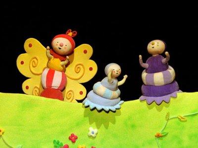 Dessins animés : Dim Dam Doum les petits doudous