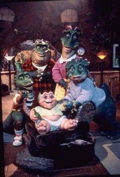 Dessins animés : Dinosaures (Walt Disney)
