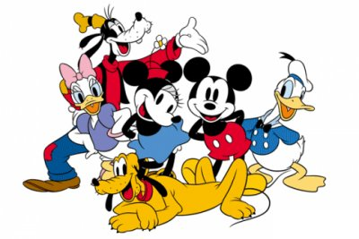Dessins animés : Mickey, Donald, Dingo et cie
