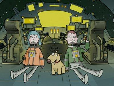 Dessins animés : Dogstar