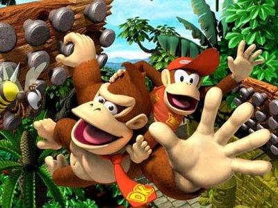 Dessins animés : Donkey Kong
