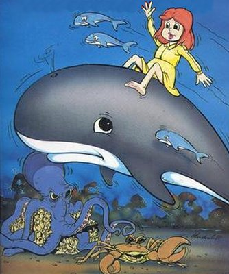 Dessins Animés : Doty et la baleine
