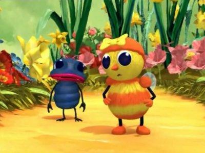 Dessins animés : Drôles de petites bêtes