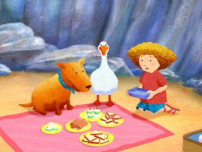 Dessins animés : Ebb et Flo