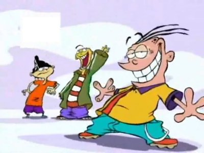 Dessins animés : Ed, Edd et Eddy