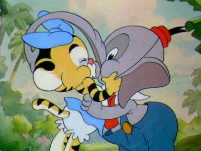 Dessins animés : Elmer l'élephant (Silly Symphonies)