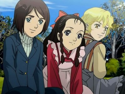 Dessins Animés : Emily of the New Moon (Kaze no Shoujo Emily)