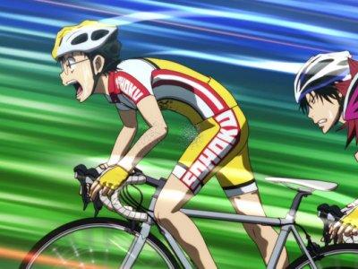 Dessins animés : En selle, Sakamichi