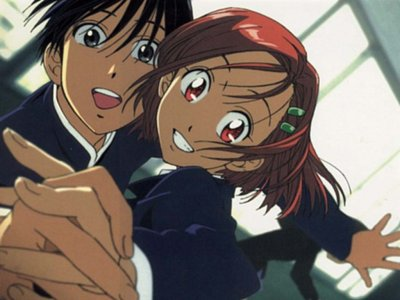 Dessins Animés : Entre Elle et Lui (Kareshi Kanojo no Jijyo)