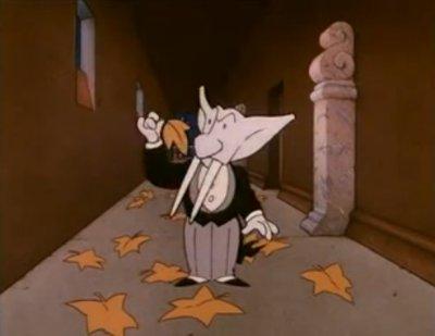 Dessins animés : Ernest le Vampire