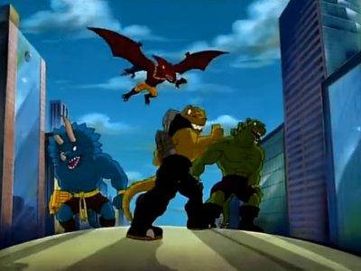 Dessins Animés : Extrêmes Dinosaures