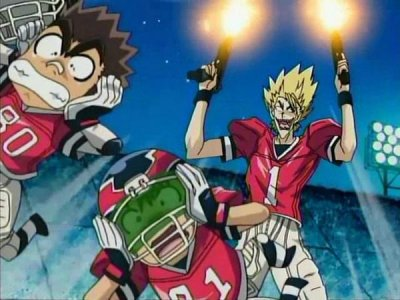 Dessins Animés : Eyeshield 21