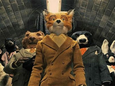 Dessins animés : Fantastic Mr. Fox