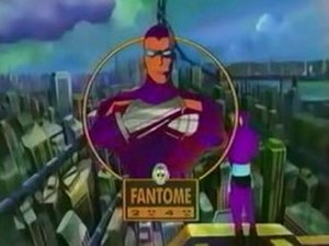 Dessins animés : Fantôme 2040
