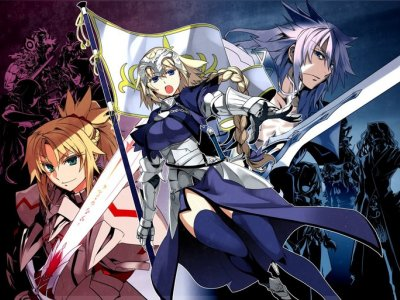 Dessins animés : Fate/Apocrypha