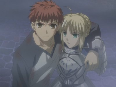 Dessins animés : Fate/Stay Night