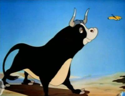 Dessins animés : Ferdinand le taureau