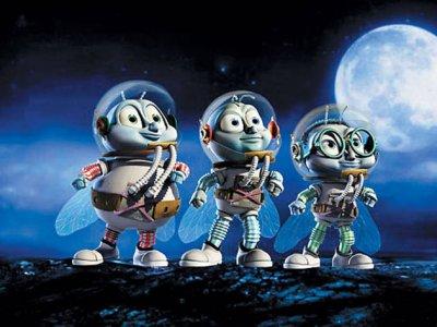 Dessins animés : Fly Me to the Moon