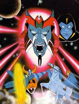 Dessins animés : Formator, le héro de toutes les galaxies (Gaiking)
