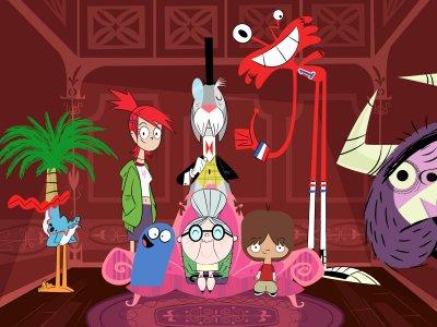 Dessins animés : Foster, la maison des amis imaginaires