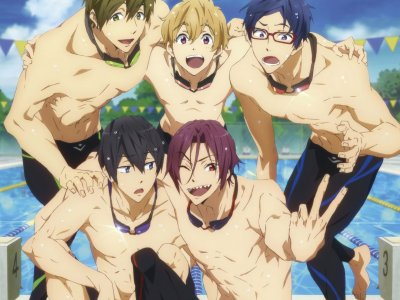 Dessins animés : Free!