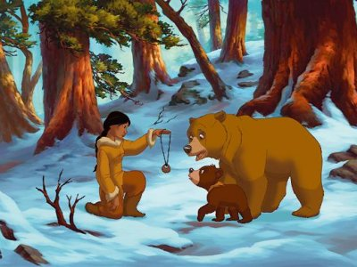 Dessins animés : Frère des ours 2 (Brother Bear 2)