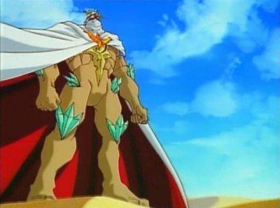 Dessins animés : Gandalla, la légende du Désert Brûlant