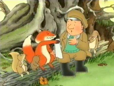 Dessins Animés : Gaspard le gardien du parc (Percy the Park Keeper)