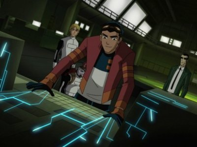 Dessins animés : Generator Rex