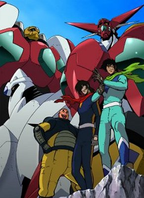 Dessins Animés : Getter Robo