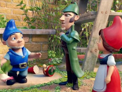 Dessins animés : Gnomeo et Juliette : Sherlock Gnomes