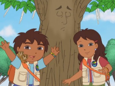 Dessins Animés : Go Diego !