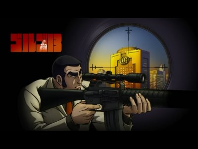 Dessins animés : Golgo 13