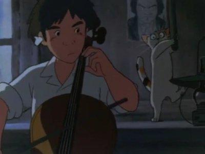 Dessins animés : Goshu le violoncelliste