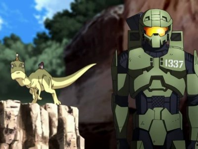 Dessins animés : Halo Legends