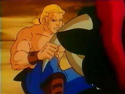 Dessins animés : He-man, le Héros du Futur