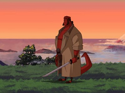 Dessins Animés : Hellboy