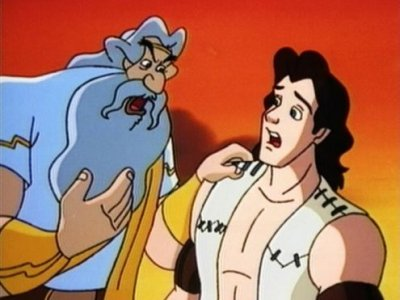Dessins Animés : Hercule