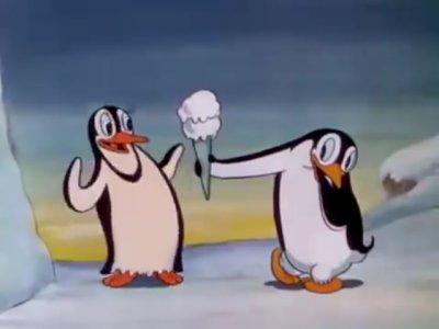 Dessins animés : Histoire de pingouins (Silly Symphonies)