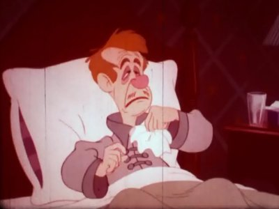 Dessins animés : How to Catch a Cold (Walt Disney)