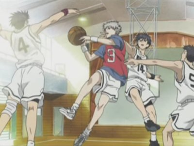 Dessins animés : I'll / CKBC (Crazy Kouzu Basketball Club)
