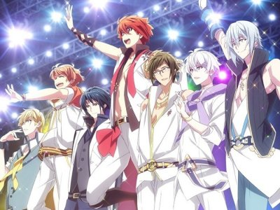 Dessins animés : IDOLiSH7