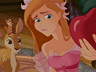 Dessins animés : Il était une fois (Enchanted - Walt Disney)