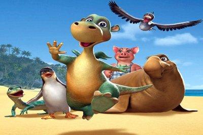Dessins animés : Impy le Dinosaure (Urmel)
