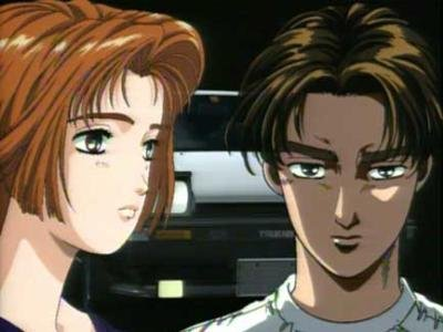 Dessins animés : Initial D