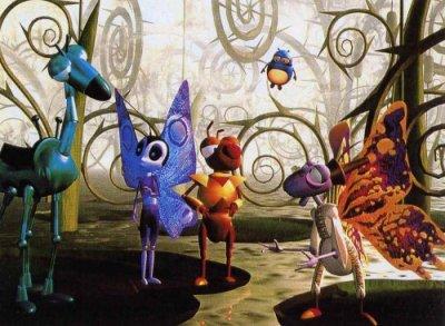 Dessins animés : Insektors