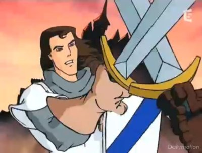 Dessins animés : Ivanhoë, chevalier du roi