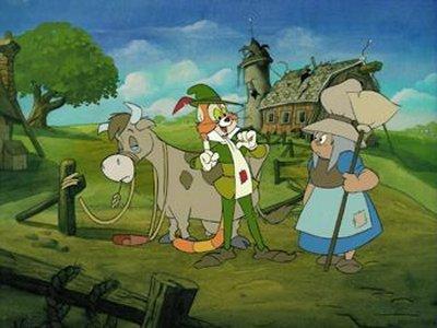 Dessins Animés : Jack et le Haricot Magique (Cap'n O.G. Readmore's)