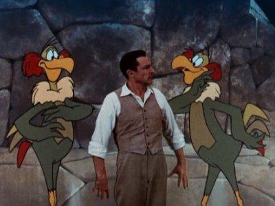 Dessins animés : Jack et le Haricot Magique (Gene Kelly)